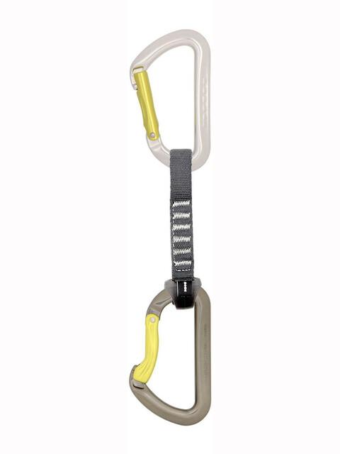 DMM Aero QD Carabiner 12 cm multicolor